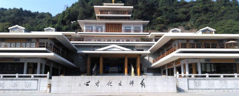 黄石市东方山药师文化中心
